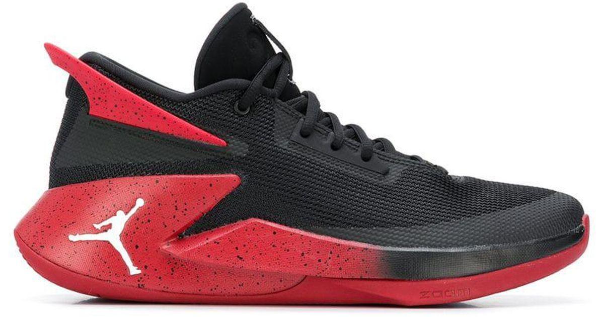 the latest b16d8 c2f27 Baskets Jordan Fly Lockdown Nike pour homme en coloris Noir - Lyst