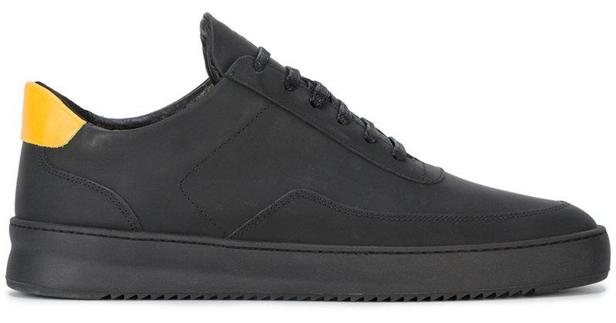 9f300b40a85 Lyst - Filling Pieces Low Mondo Ripple Nardo Sneakers in Black for Men