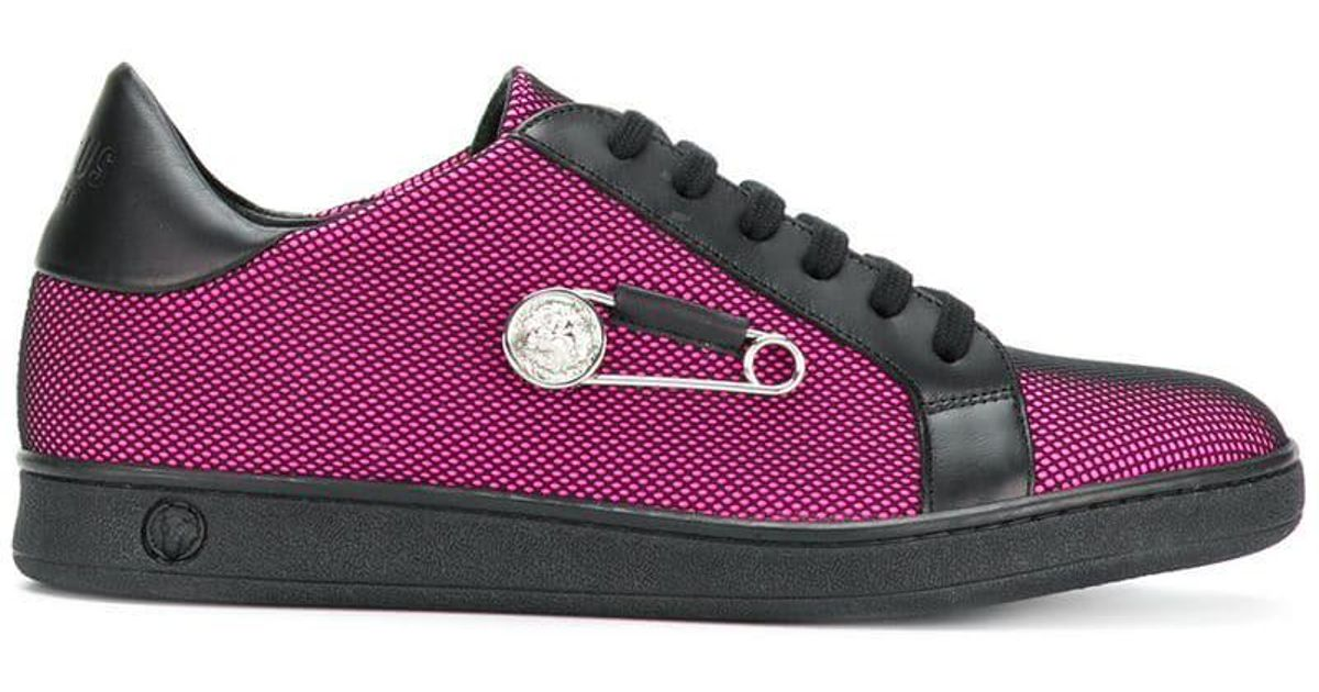 info for dd4f0 1bdd7 versus-versus-pink-Safety-Pin-Sneakers.jpeg