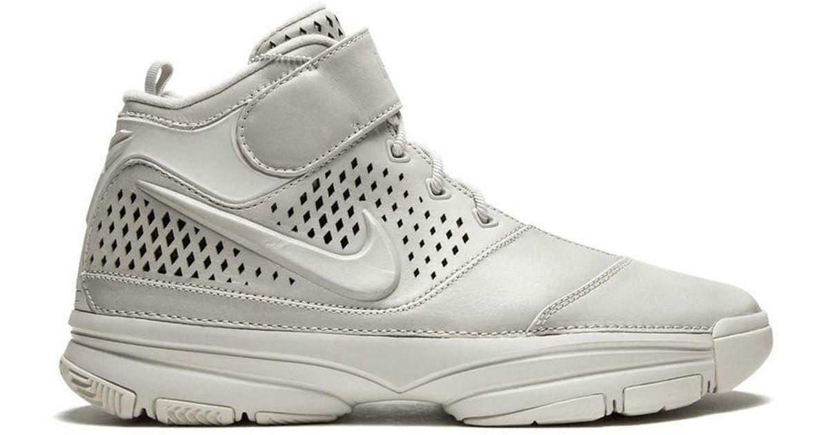 10c22151137 Lyst - Nike Zoom Kobe 2 Ftb Sneakers in Gray for Men