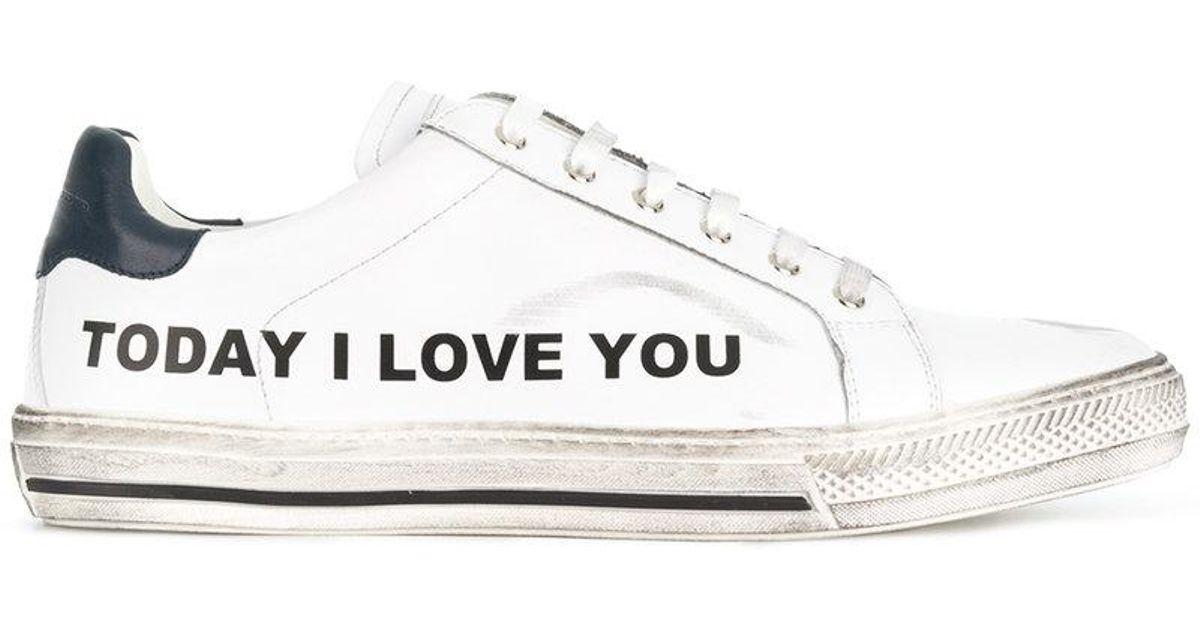 FOOTWEAR - Low-tops & sneakers Ermanno Scervino SInCjBbloM