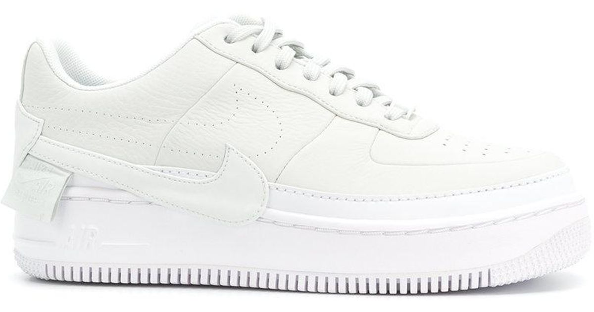 brand new 03b16 0f638 Nike Air Force 1 Jester Xx Reimagined Sneakers in White - Lyst