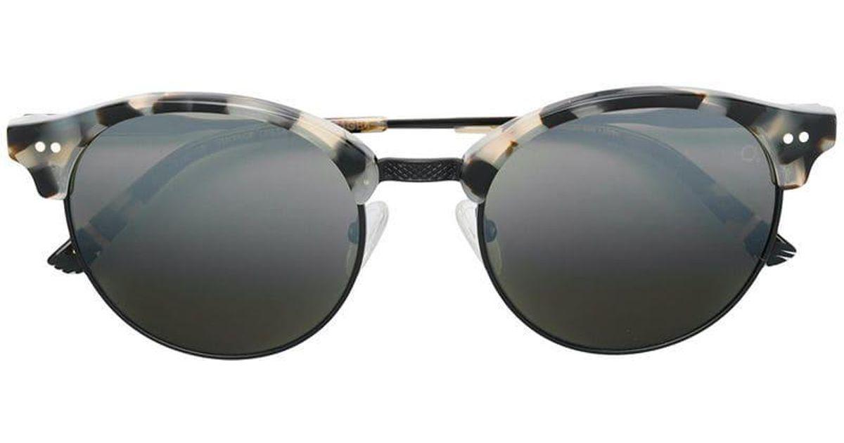 7c6be6f5481 Etnia Barcelona Hongdae Sunglasses in Black - Lyst