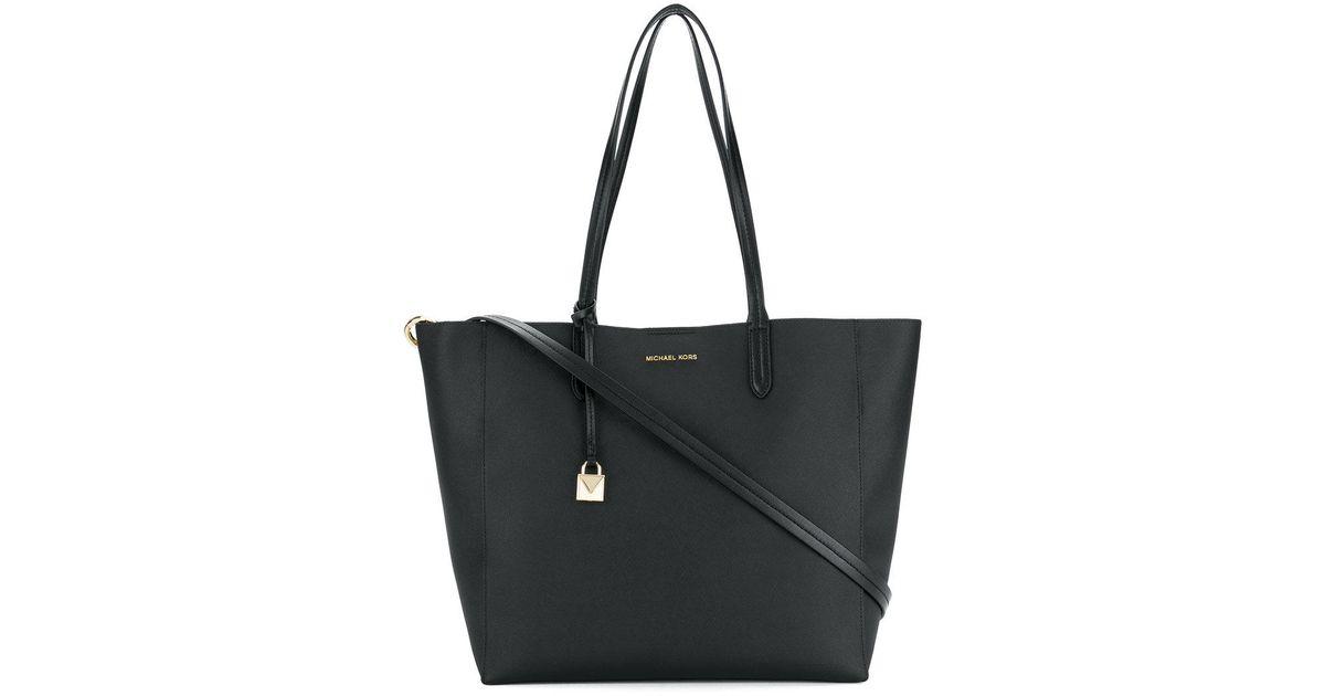 square tote bag - Grey Michael Kors aunk50
