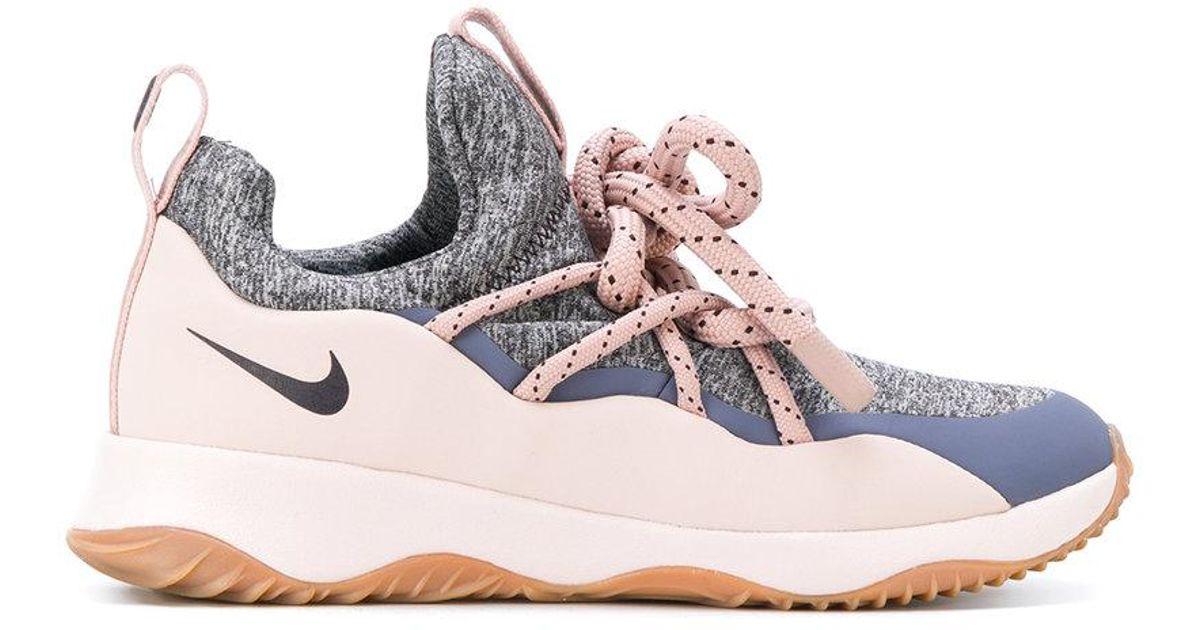 Nike Rubber City Loop Sneakers in Pink