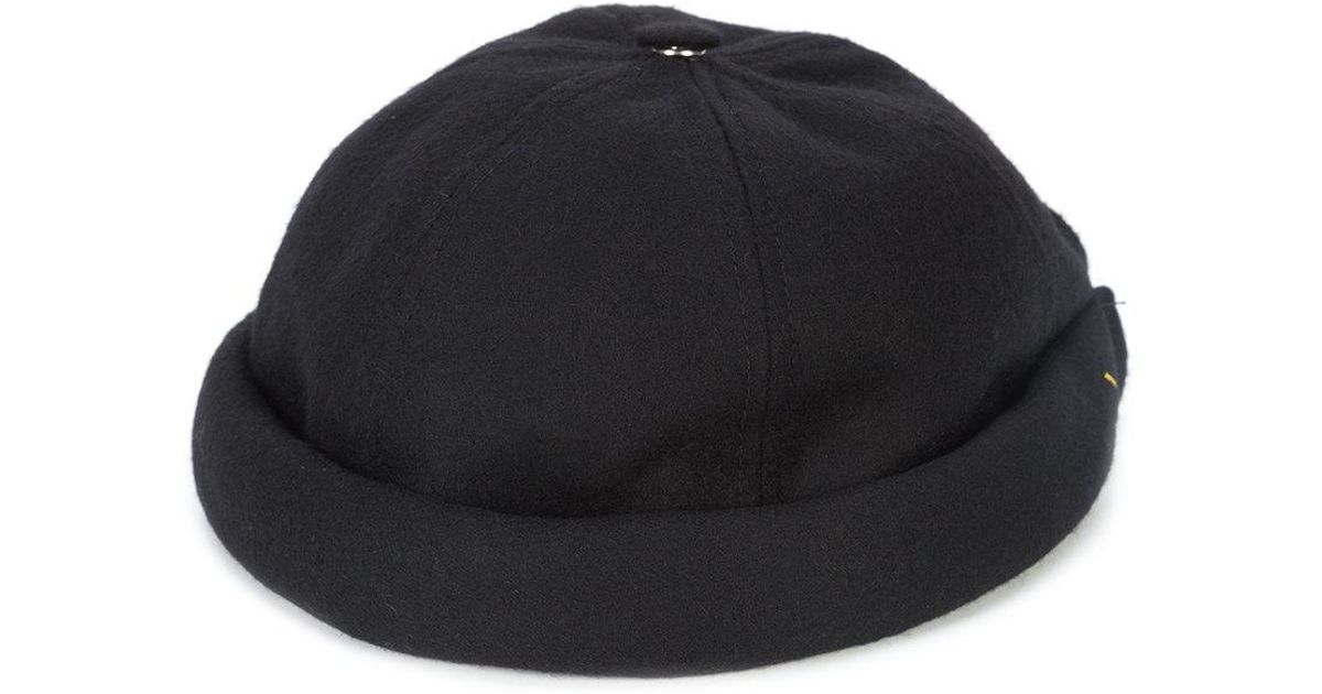 Beton Cire Alternative lyst beton cire roll up cap in black for