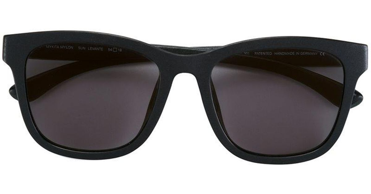 9203fc6068 Lyst - Mykita  levante  Sunglasses in Black