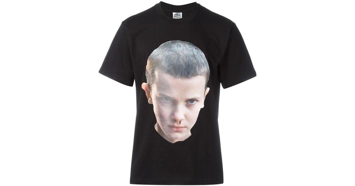Ih Nom Uh Nit Black Eleven T-shirt for men