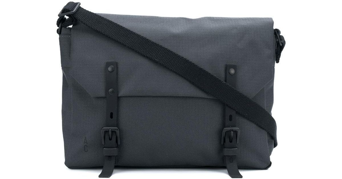 40e4d1b639 Lyst - Ally Capellino Jeremy Small Ripstop Messenger Bag in Gray for Men