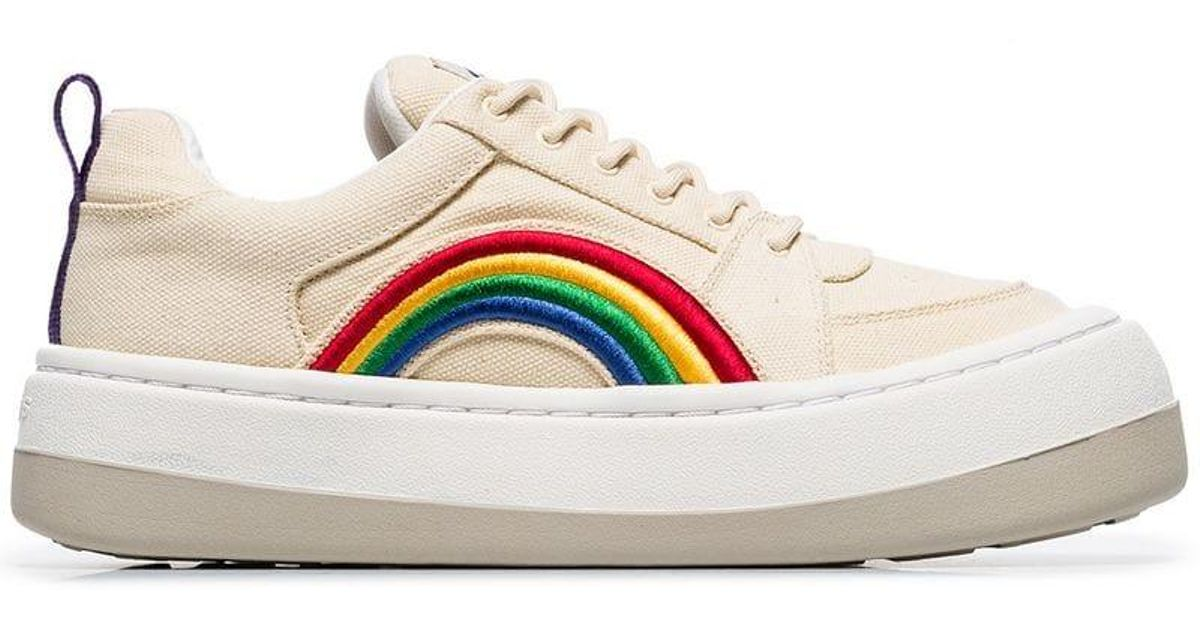 Eytys Sherbet Sonic Rainbow Embroidered