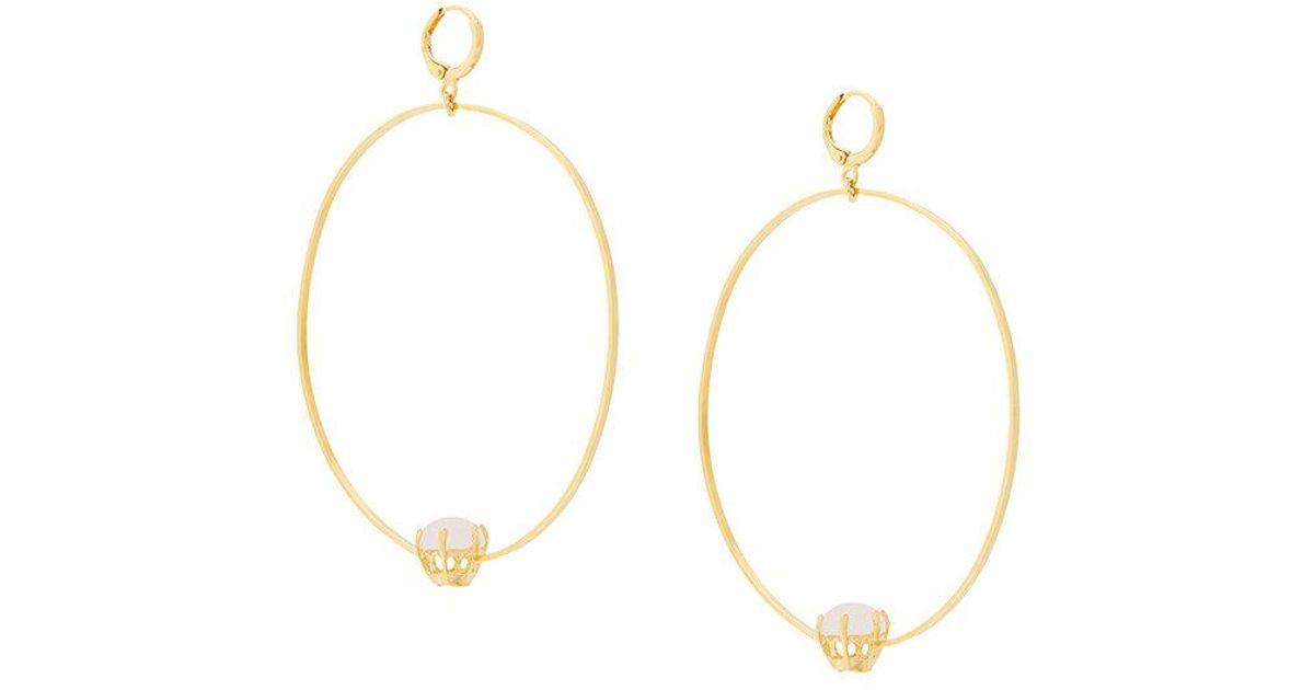 Iosselliani Puro earrings - Metallic jI9mX