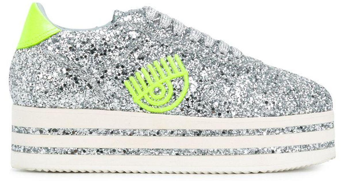 best cheap ae941 40f02 chiara-ferragni-Metallic-Fluo-Logo-Sneakers.jpeg