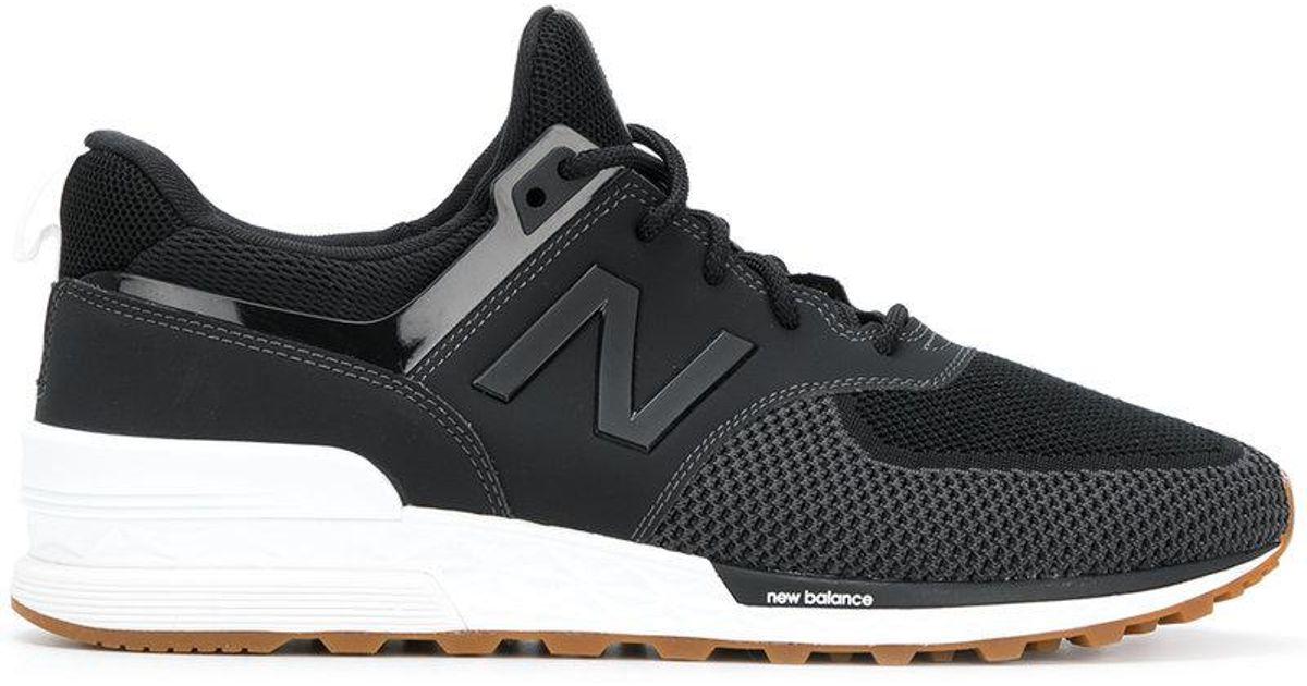 new balance ms574 noir