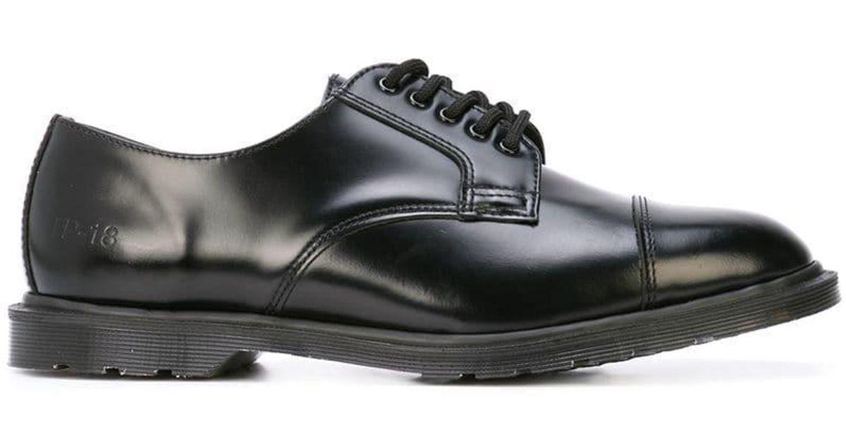 gosha rubchinskiy x dr martens derby shoe