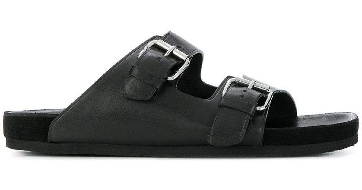 Lekson sandals - Black Isabel Marant mQg0C1U