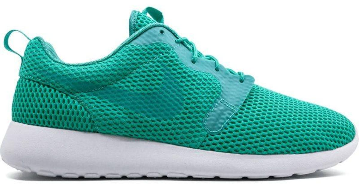 outlet store 53b2d dbb62 Nike - Green Roshe One Hyp Br Sneakers for Men - Lyst