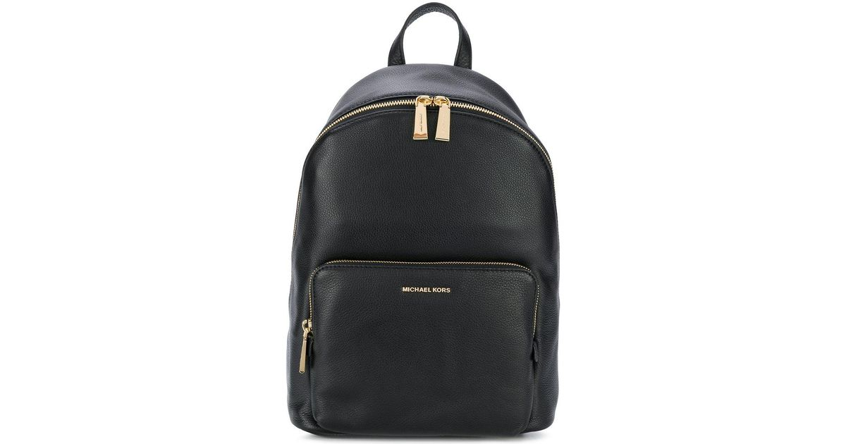 3fb5277e9310d3 MICHAEL Michael Kors Wythe Large Backpack in Black - Lyst