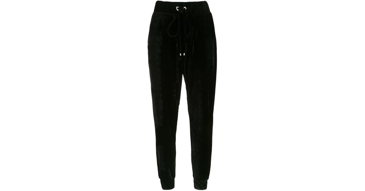 Online For Sale Amazon Footaction velvet pants - Black OLYMPIAH Hq9CDQYSQ
