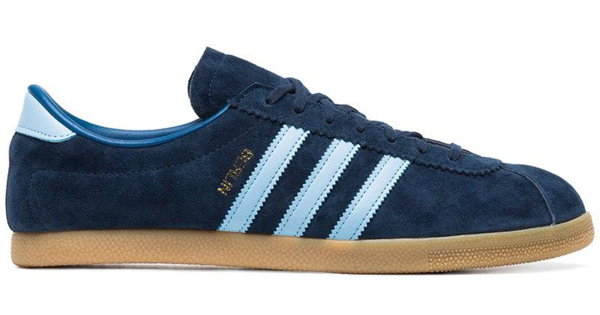In Blue Adidas Sneakers Men Lyst Suede Berlin For TPv8qqRW