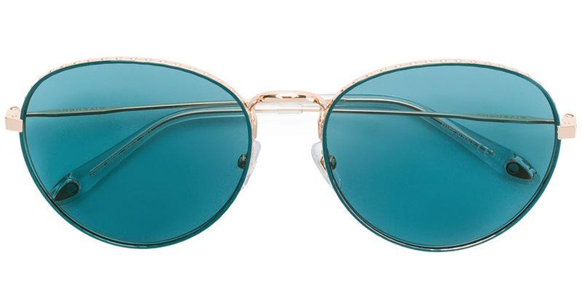 de ovalada Givenchy de Gafas sol Azul forma Swx81CqBC