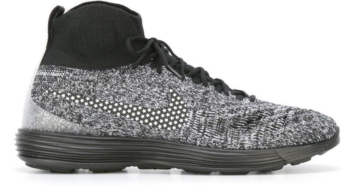 pretty nice 3016f 8b8c9 Lyst - Nike Fc Lunar Magista Sneakers in Black for Men