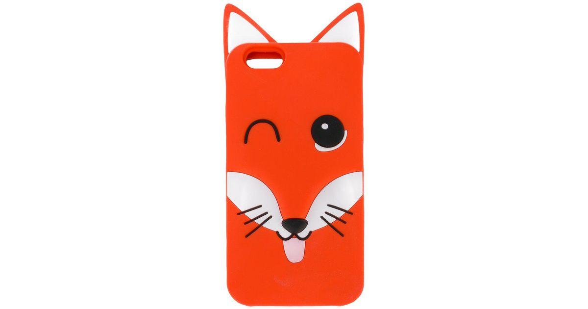fox iphone 6 case