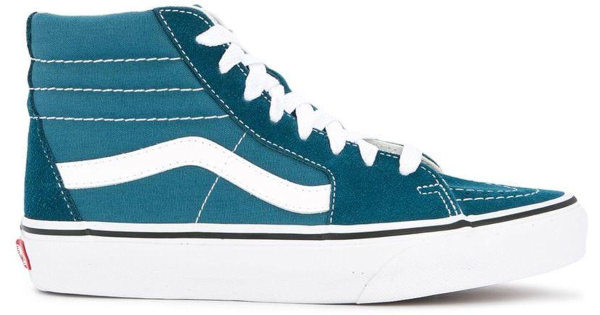 Vans Cotton Old Skool Hi-top Sneakers