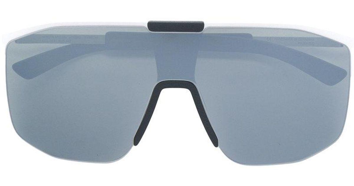 b07bb1863461 Mykita Yarrow 313 Sunglasses in Metallic for Men - Lyst