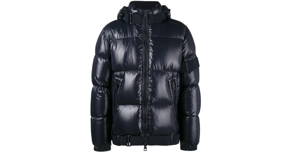 8591756bc Moncler Blue X Craig Green Brook Quilted Jacket for men