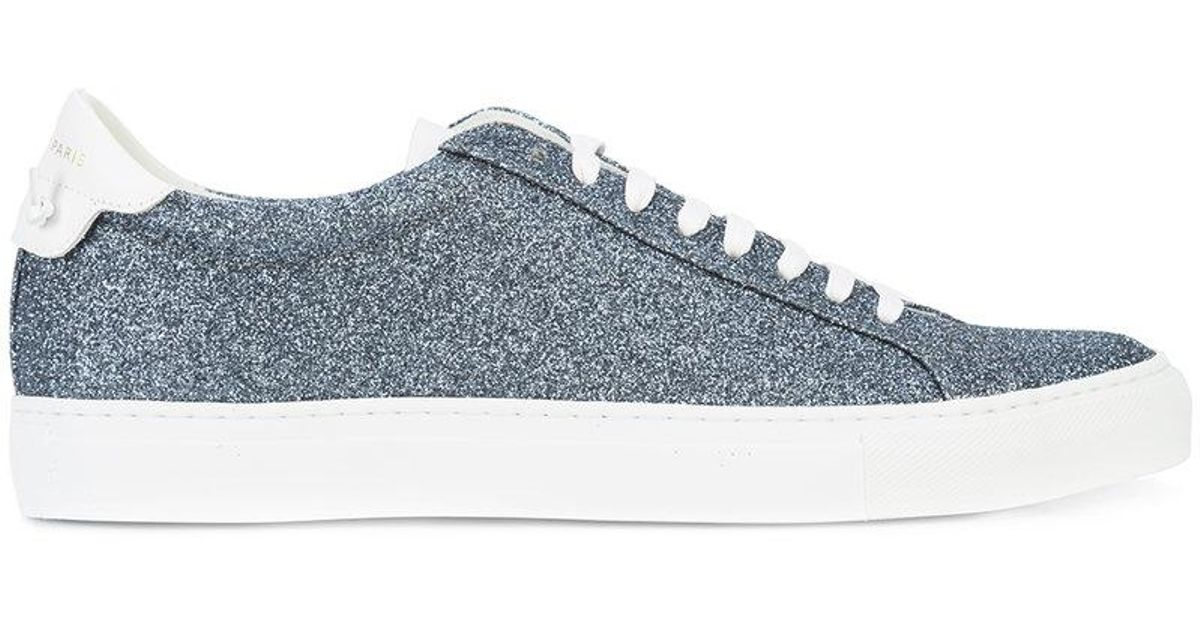 classic low-top sneakers - Metallic Givenchy EtZQcnO