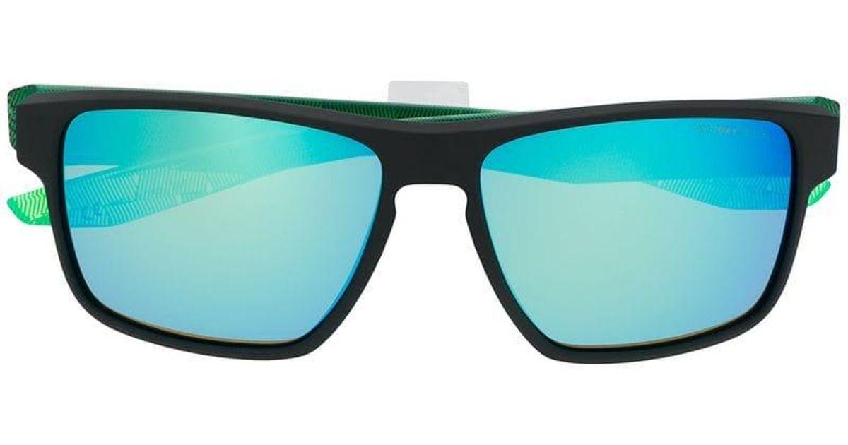5cf774279f94 Lyst - Nike Essential Venture Sunglasses in Black