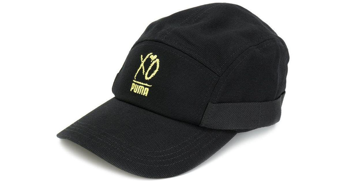 Lyst - PUMA X Xo Cap in Black for Men a5736150d9f