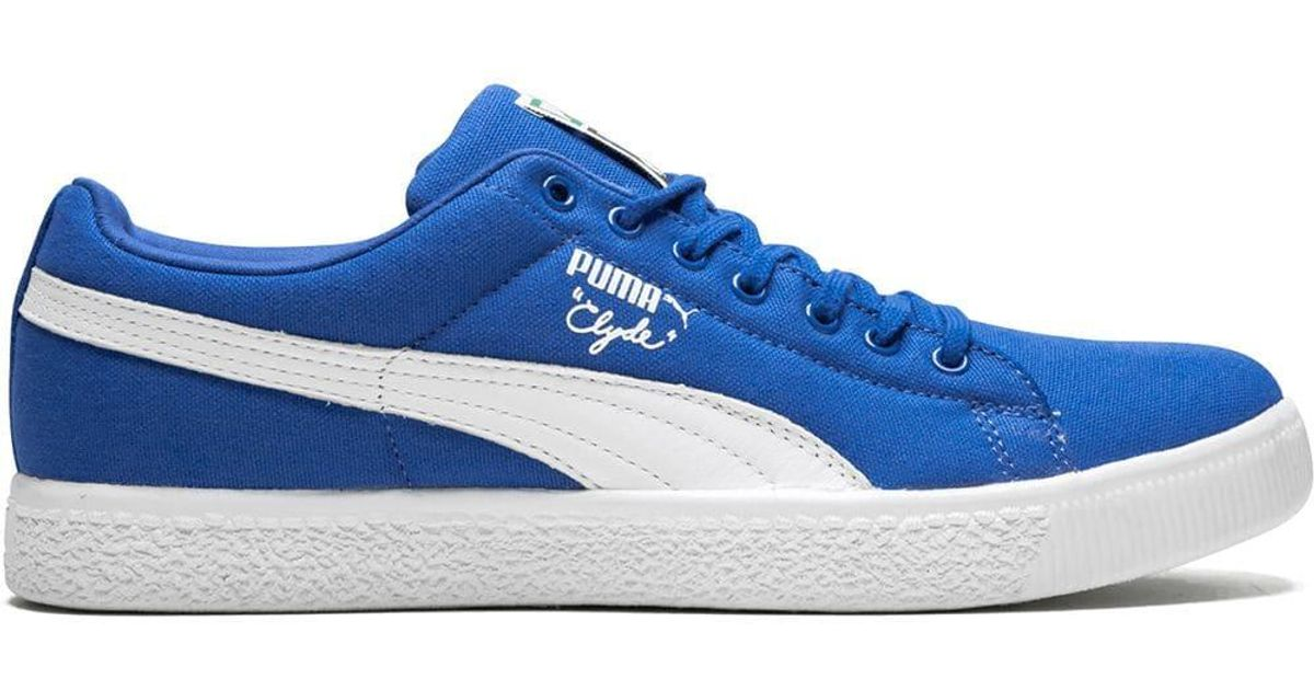 lowest price 4b557 27fce PUMA Blue Clyde X Undftd Sneakers for men