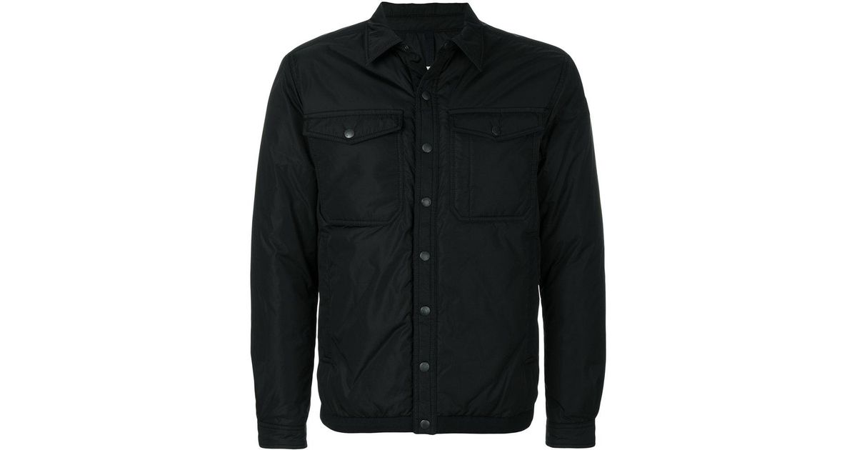 94a51cc7a Moncler Black Erault Jacket for men