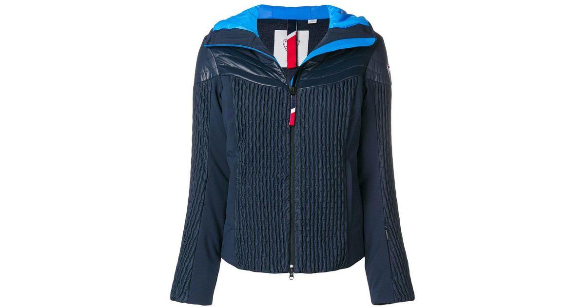 Bleu Short Cinetic Rossignol Jacket Cinetic Short vIfwWgqxYv