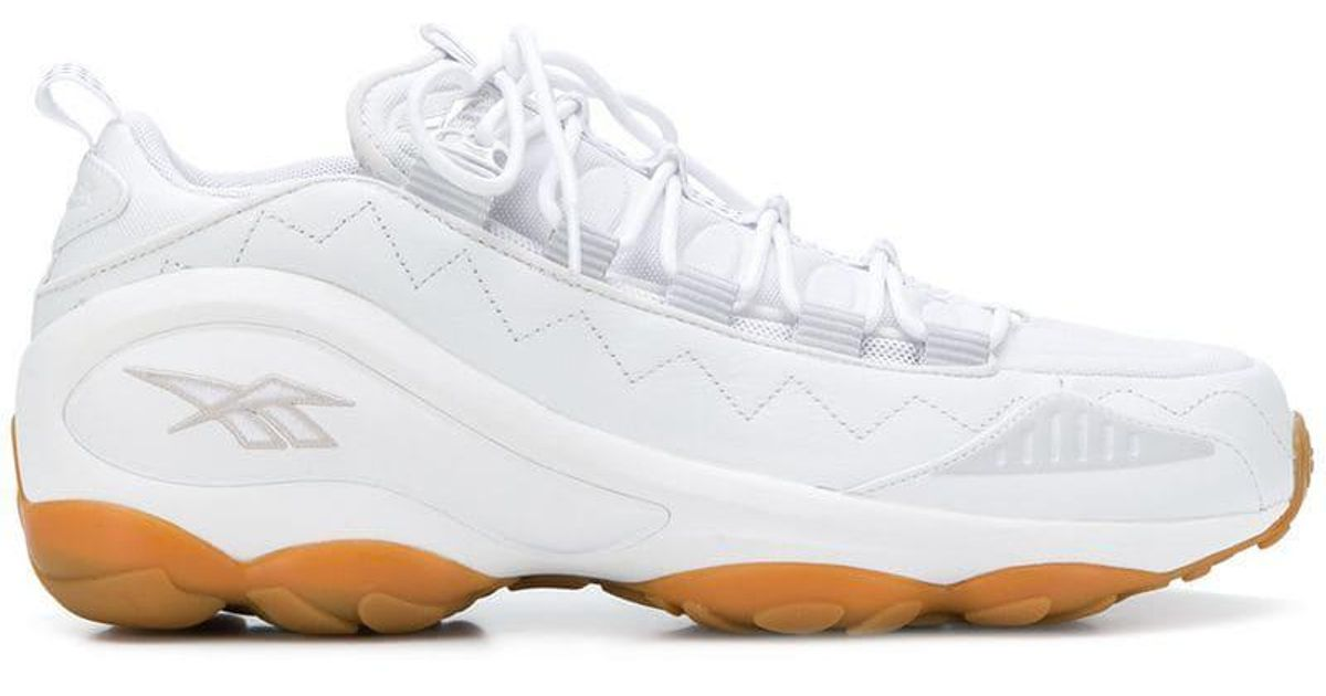 ed04017548ad Lyst - Reebok Dmx Run 10 Infinite Sneakers in White for Men