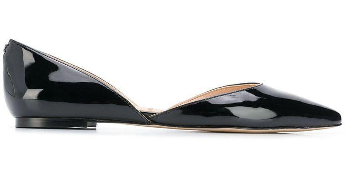 be352b0d8867 Lyst - Sam Edelman Rodney D orsay Ballerina Flats in Black