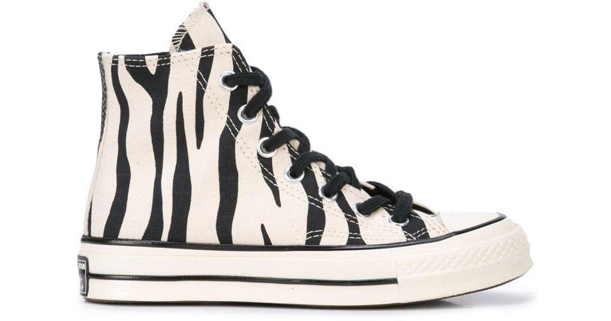 converse zebre