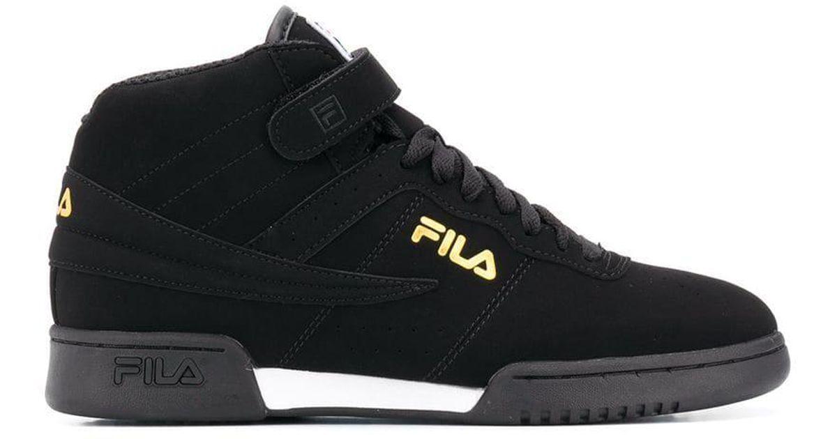 447c51803e Fila Black F-13 Lineker Sneakers for men
