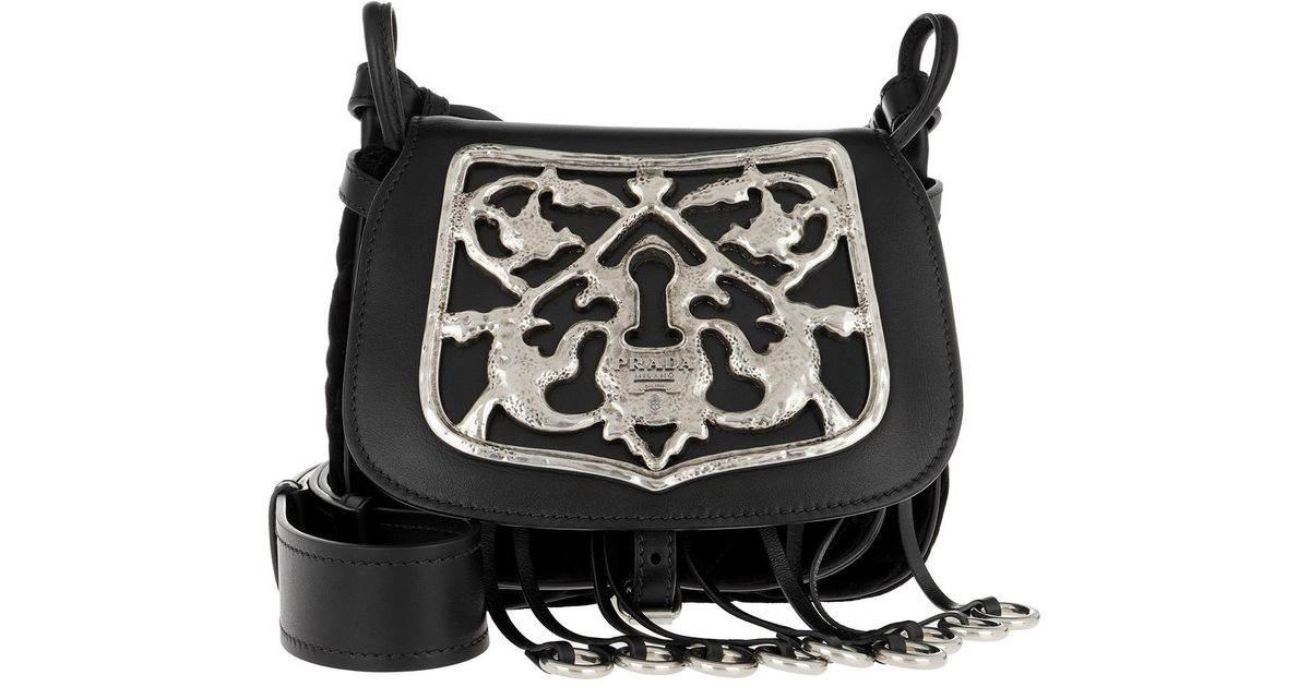 Cross Body Bags - Crosaire Crossbody Bag Black - black - Cross Body Bags for ladies Prada Z4iQ4