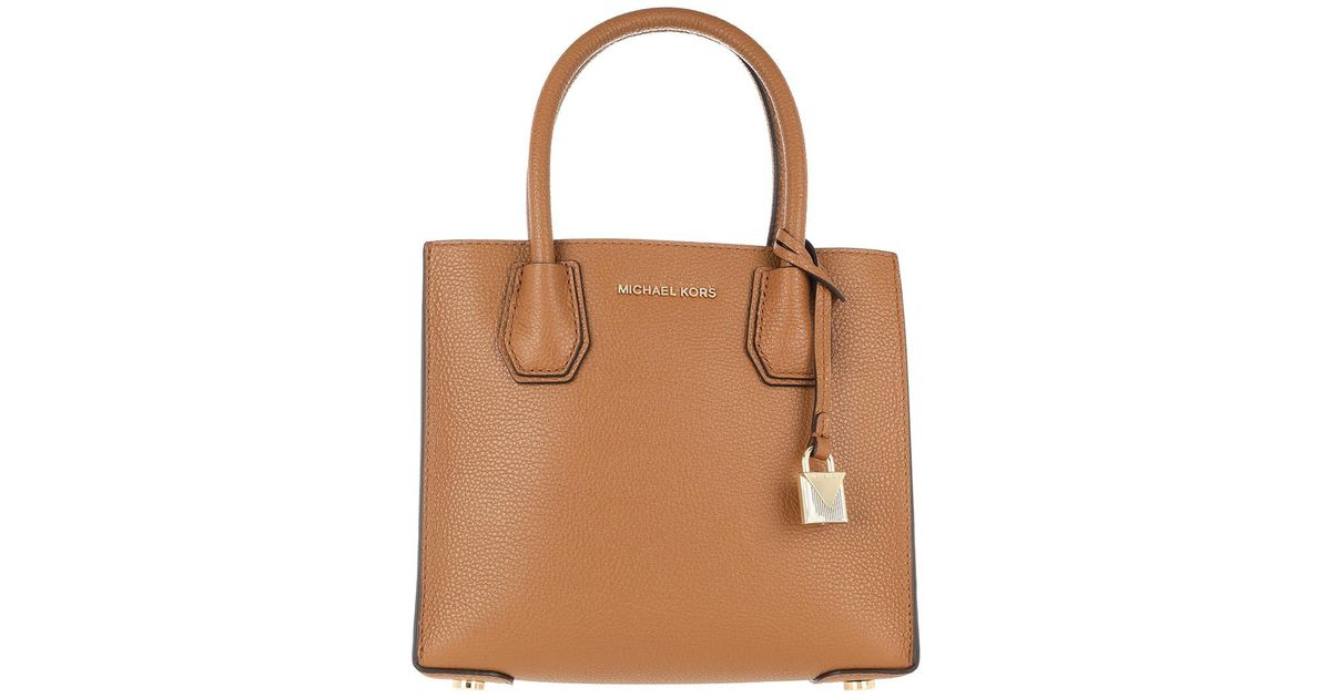 9110d2682632 Michael Kors Mercer Md Messenger. Acorn in Brown - Lyst