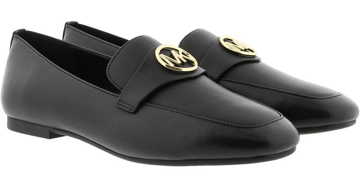 Michael Kors Leather Heather Loafer