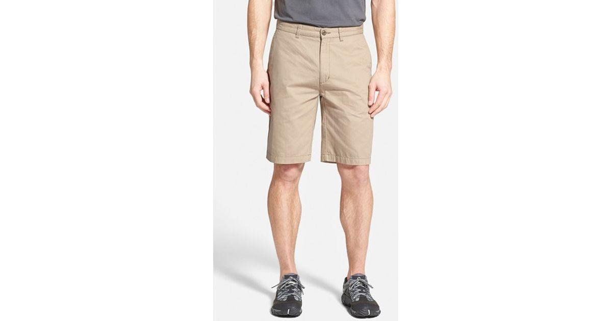 """Patagonia Men/'s All Wear Shorts-8/"""" El Cap Khaki"""