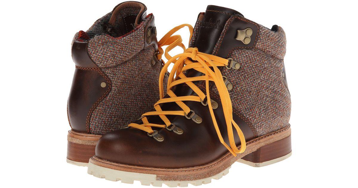 Woolrich Rockies Hiker In Brown Ginger Oxford Lyst