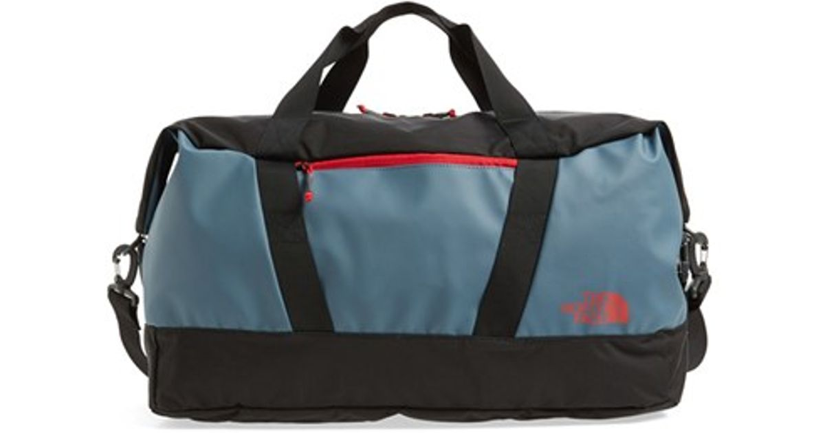 Lyst - The North Face U0026#39;apexu0026#39; Gym Duffel Bag In Blue For Men
