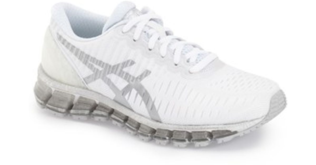 Asics Asics 'gel-quantum 360' Running Shoe in White