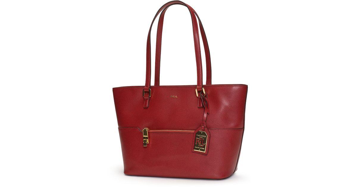 Ralph Lauren Whitby Leather Pocket