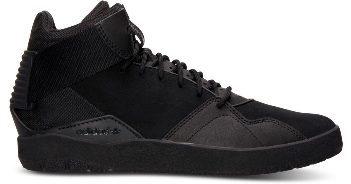 adidas s crestwood mid casual sneakers from finish
