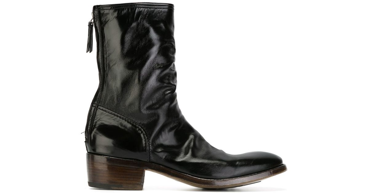 Premiata distressed suede boots free shipping clearance pick a best cheap sale pay with visa 7Pymkq