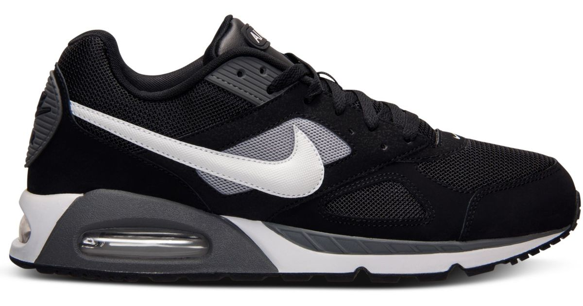 ... canada lyst nike mens air max ivo running sneakers from finish line in  black for men 5f586c3f3
